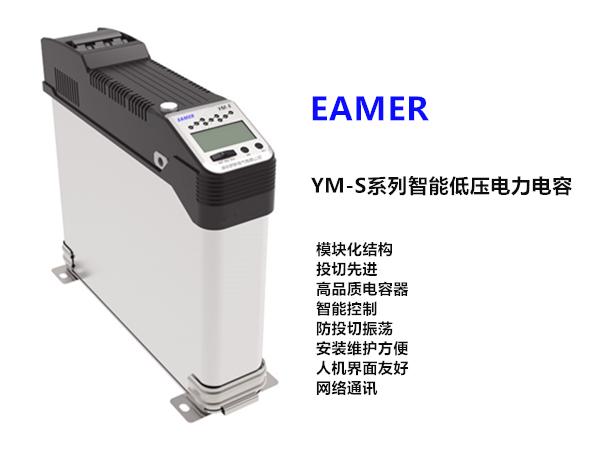 智能低压电力电容模块YM-S系列